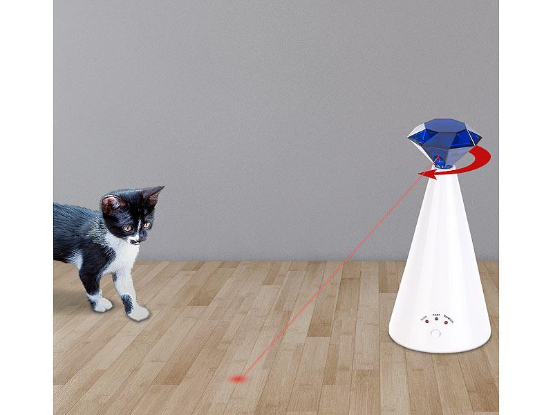 Spielzeug Training elektrisches Katzenspielzeug Laserspielzeug für Katzen Laser Toy Spiel